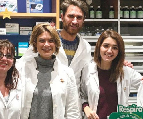 Alla Farmacia Don Bosco arriva una nuova e giovane gestione