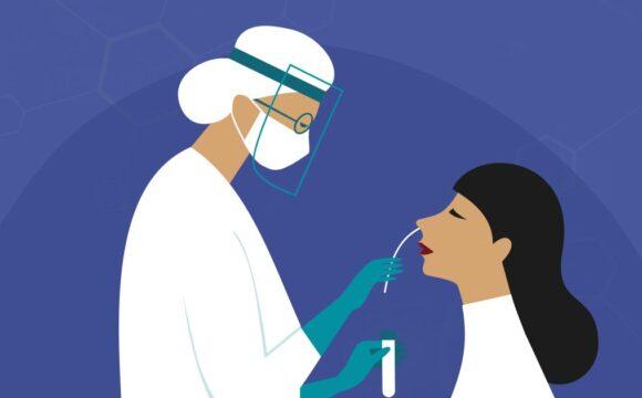 Tampone naso-faringeo rapido presso le nostre strutture