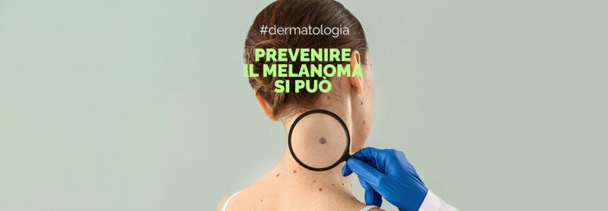 Prevenire il melanoma si può